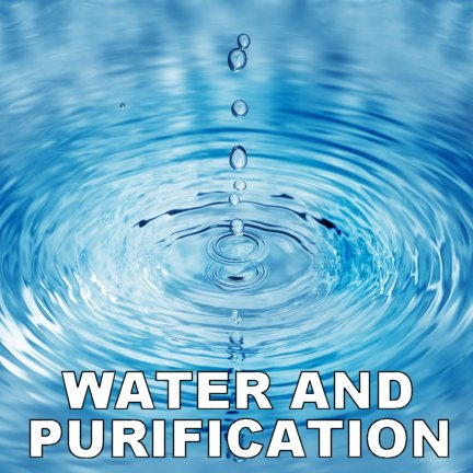 Water And Purification