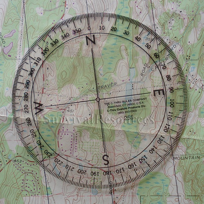 survival resources gt map tools amp aids gt compass protractor