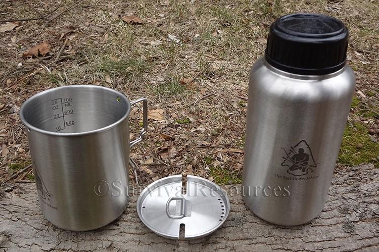 Survival Resources > Water > GEN-3 Pathfinder Stainless ...