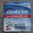 QuickClot Advanced Clotting Gauze