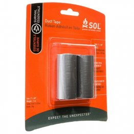 SOL Mini Duct Tape Rolls - 2 Pack