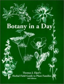 Book - Botany In a Day - Elpel