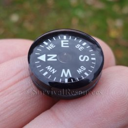 20mm Button Compass - Grade AA