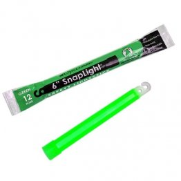 Cyalume Snaplight Lightstick - 12 hr. Green