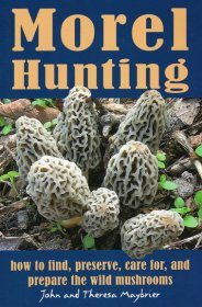 Book - Morel Hunting - Maybrier