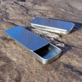 Slide Top Tin