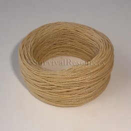 Speedy Stitcher Coarse Waxed Thread - 30 Yard - Tan