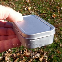 Survival Kit Tin Small