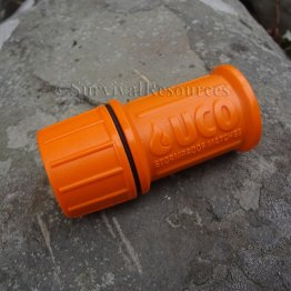 UCO Orange Matchcase - Empty