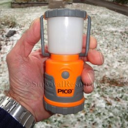 UST PICO LED Lantern - Orange