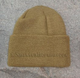 Watch Cap - 100% Wool