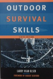 Book - Outdoor Survival Skills - Olsen