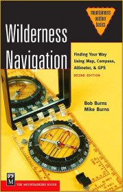 Book - Wilderness Navigation - Burns