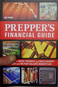 Book - Prepper's Financial Guide - Jim Cobb
