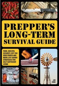 Book - Prepper's Long-Term Survival Guide
