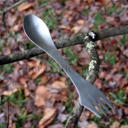 Stainless Steel Spork
