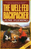 Book - The Well Fed Backpacker - Fleming