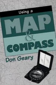 Book - Using A Map & Compass - Geary