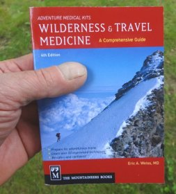 Book - Wilderness & Travel Medicine (Weiss)
