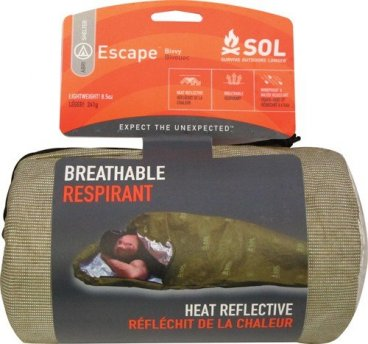 AMK-SOL Escape Bivvy
