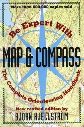 Book - Be Expert With Map & Compass - Hjellstrom