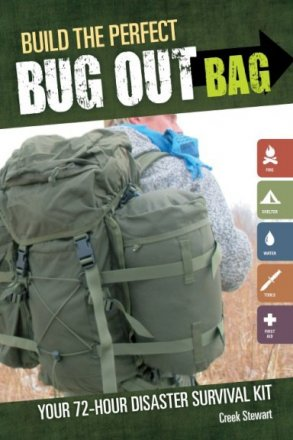 Book - Build the Perfect Bug Out Bag - Stewart