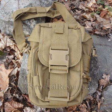 Canteen - Water Bottle Shoulder Bag