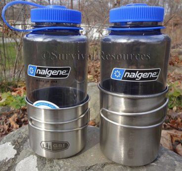 Stainless GSI Bottle Cup