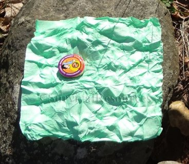 "Lightload Survival Towel - 12"" x 12"""