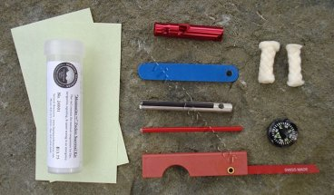 The Minimalist Pocket Survival Kit