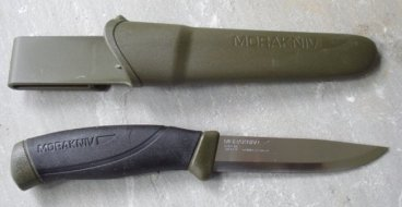 Mora Companion - MG - Stainless