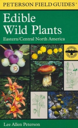 Book - Peterson Edible Plants - East/Central NA