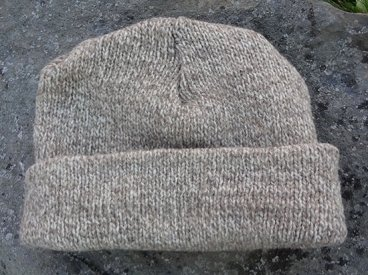 Watch Cap - 100% Wool - Ragg Wool