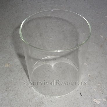 Candlelier Replacement Glass Chimney