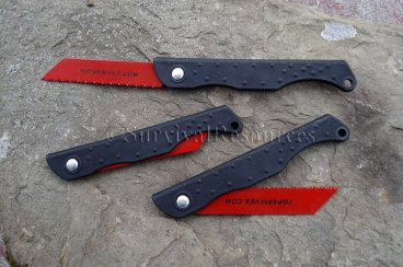 TOPS Folding Pocket Survival Saw