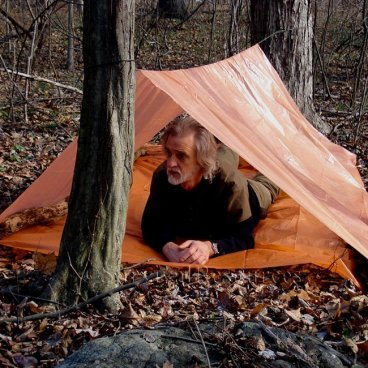 2 Person Tube Tent