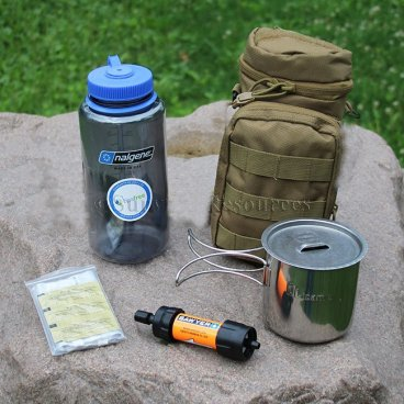 Day Hiker Hydration Kit
