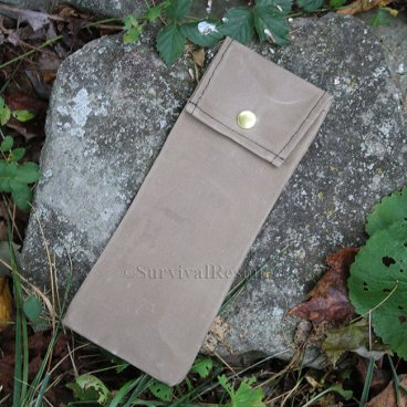 Front side of Folding Saw Sheath