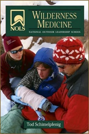 Book - NOLS Wilderness Medicine