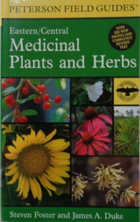 Book - Peterson Medicinal Plants & Herbs E/C, NA
