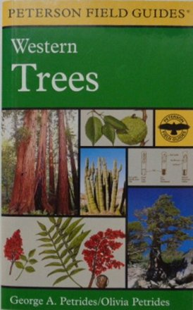 Book - Peterson Western Trees