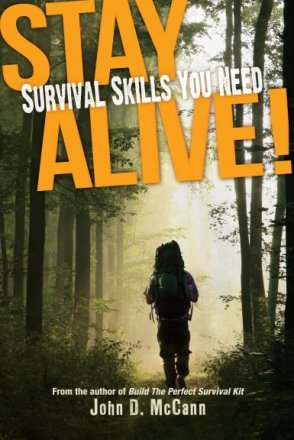 Book - Stay Alive! Survival Skills You Need