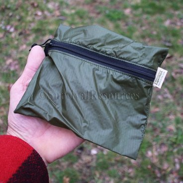 Green Large Pouch
